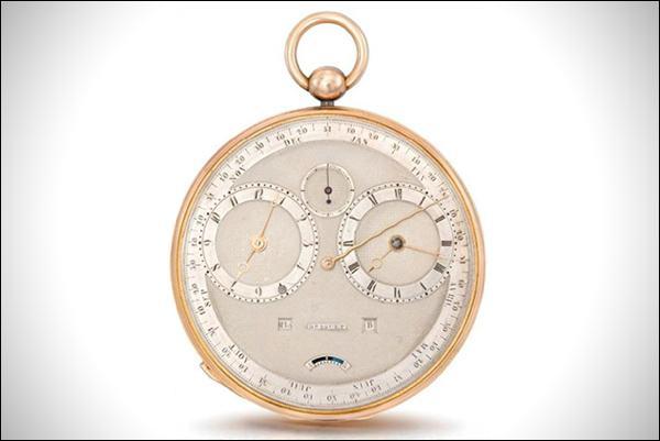 Breguet-Fils-Paris-No-2667-Precision-Watch-